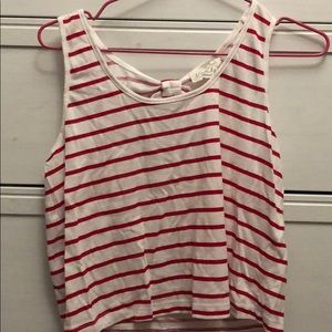 💕4/$20 Forever 21 Striped Top